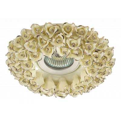 Встраиваемый светильник Novotech Farfor 370045