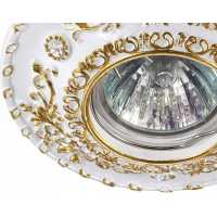 Встраиваемый светильник Novotech Pattern 370093