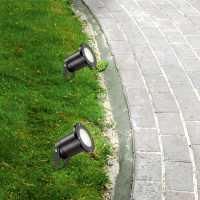 Наземный низкий светильник Novotech Landscape 369953