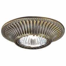 Встраиваемый светильник Reccagni Angelo 1078 SPOT 1078 BRONZO