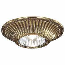Встраиваемый светильник Reccagni Angelo 1078 SPOT 1078 ORO