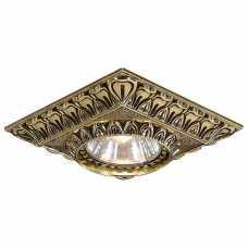 Встраиваемый светильник Reccagni Angelo 1083 SPOT 1083 ORO