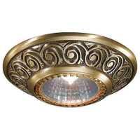 Встраиваемый светильник Reccagni Angelo 7002 SPOT 7002