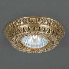 Встраиваемый светильник Reccagni Angelo 1097 SPOT 1097 Bronzo