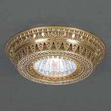 Встраиваемый светильник Reccagni Angelo 1097 SPOT 1097 Oro