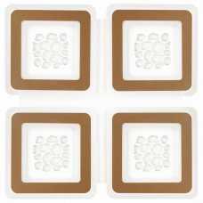 Накладной светильник Sonex Pebbles 3025/99CL