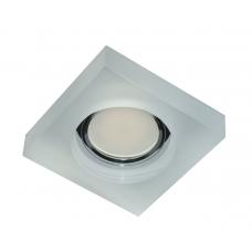 AG 752 CHR/MT Светильник встраиваемый с LED подсветкой