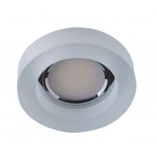 AG 751 CHR/MT Светильник встраиваемый с LED подсветкой