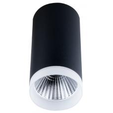 DL-160 ACR BK 4000K Светодиодный накладной светильник