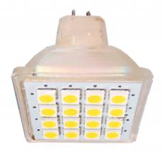 LED MR16 SMD 16 (S4) 4W 6500K Лампа светодиодная