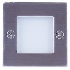 G 03202 SN 3000K подсветка светодиодная встраиваемая
