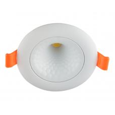 DL-3D R 07 7W 4500K Светильник светодиодный встраиваемый