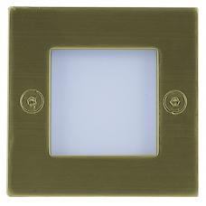G 03202 AB 3000K подсветка светодиодная встраиваемая