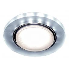LDL-GX53 MT 3W 4000K Светильник встраиваемый светодиодный с подсветкой 3W