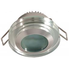 AG 652 + LED 7W  AL/CL Светильник литой стационарный