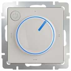 Терморегулятор электромеханический для теплого пола Werkel Слоновая кость WL03-40-01
