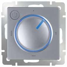 Терморегулятор электромеханический для теплого пола Werkel Серебряный WL06-40-01