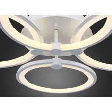 Светодиодный потолочный светильник ALM Lighting  M0061-4 WH